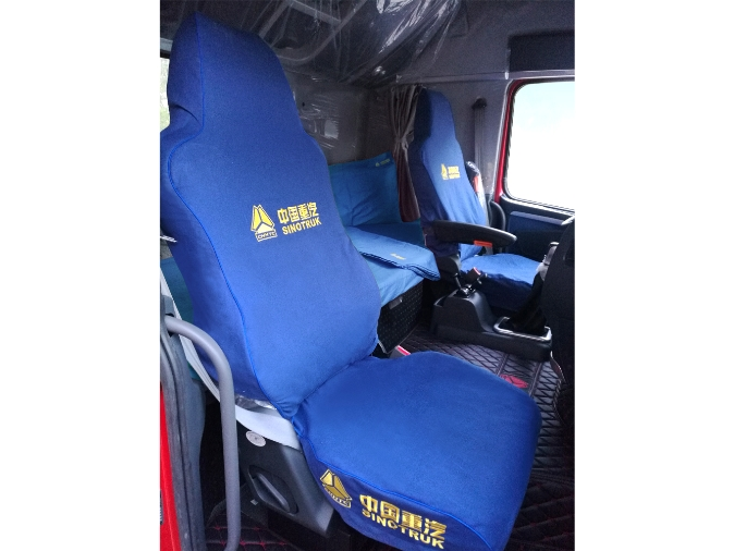 SITRAK-C7H定制座椅套(�{色)