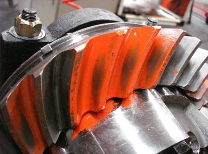驱动桥主从动锥齿轮付的调整方法