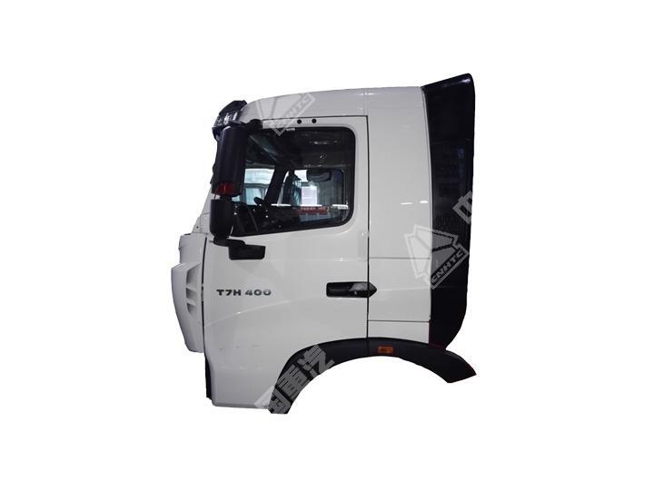 T7H中宽体中长驾驶室基本装置(带后窗)