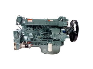发动机总成 HW87越野车/71度节温器/出口